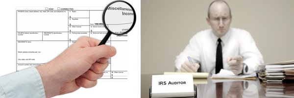 1099 contractor and irs