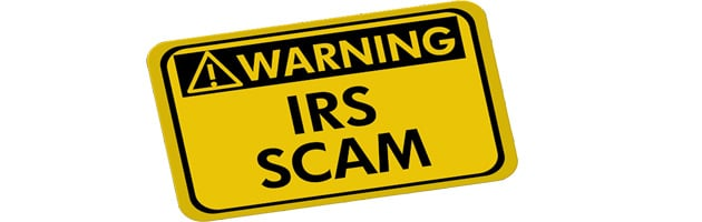irs hardship scam
