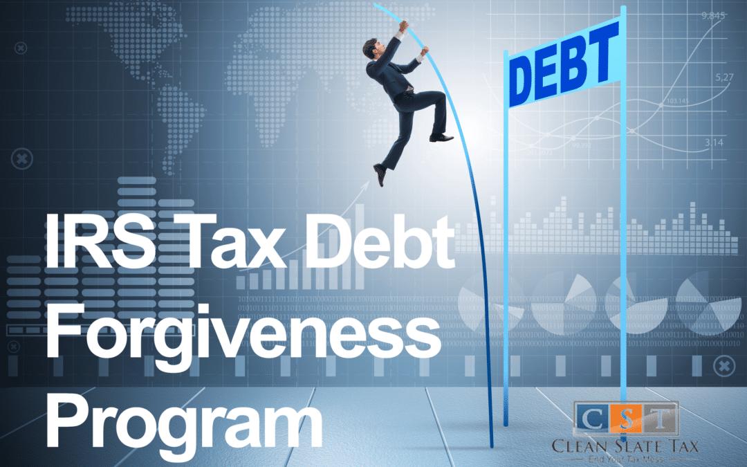 debt forgiveness