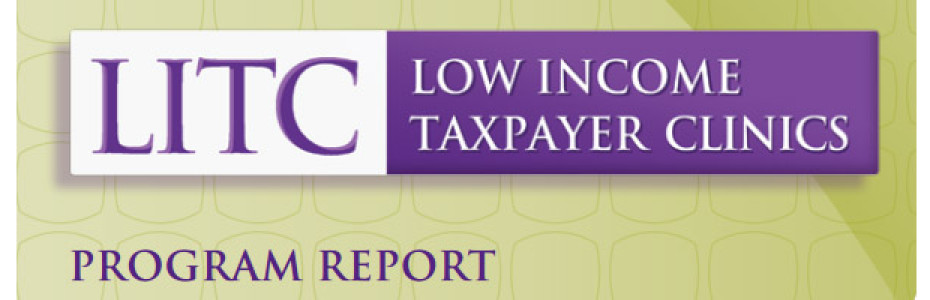 low income taxpayer clinic report