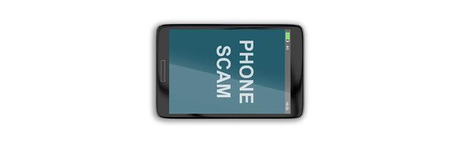phone scam irs