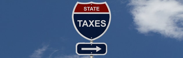 state raising taxes