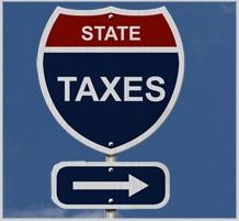 state raising taxes 2