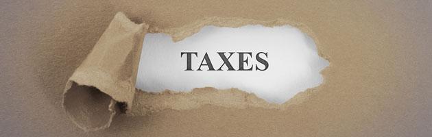 federal tax myths