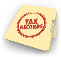 tax records how long to keep