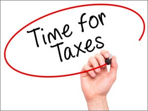 save time preparing taxes